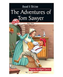 Pegasus Book The Adventures Of Tom Sawyer - English