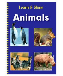 Pegasus Learn And Shine Animals - English