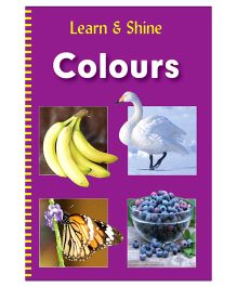 Colors Learn And Shine - English