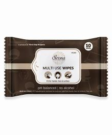 Sirona Multi Use Wipes 1 Pack - 10 Pieces