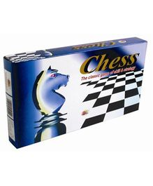 Ekta Chess Senior Board Game Family Game