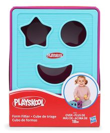 Playskool Form Fitter Shape Sorter - Multicolor
