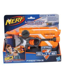 Nerf Elite Fire Strike Blaster - Orange