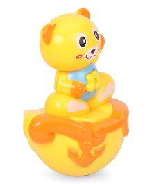 Smart Picks Roly Poly Toy - Yellow