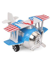 Grv Aeroplane Toy - Blue