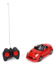 Smart Picks Lightening Remote Controlled Car - Red