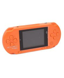 Mitashi Game In Smarty Chotu Handheld Gaming Console - Orange