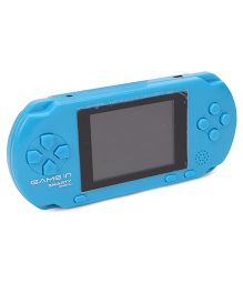 Mitashi Game In Smarty Chotu Handheld Gaming Console - Blue