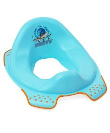 Keeeper Toilet Training Seat Planes Print - Blue