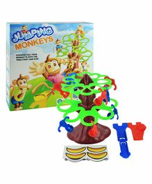 Ekta Jumping Monkeys  Board Game