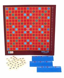 Ekta Toys - Spellex Board Family Game