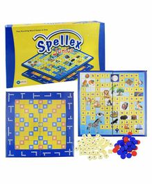 Ekta Spellex Junior Board Game