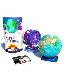 Shifu Augmented Reality Cosmos Solar System With 20 Space Objects In 3D