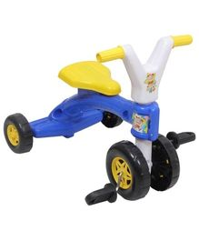 Fab N Funky Baby Tricycle -  Blue N Yellow