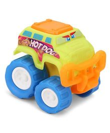 Grv Big Wheel Toy Car - Green Blue