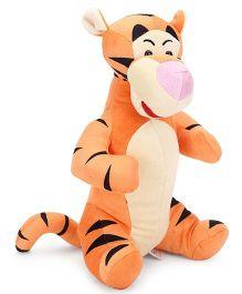 Starwalk Tigger Plush Soft Toy Orange Cream - 30 cm