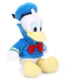 Starwalk Donald Duck Plush Soft Toy Blue - 23 cm