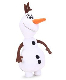 Starwalk Olaf Plush Soft Toy  White - 23 cm