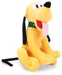 Disney Pluto Plush Toy Yellow - 30 cm