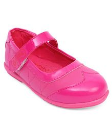 Doink Bellies With Velcro Closure - Fuchsia
