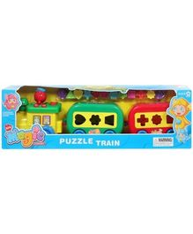 Fab N Funky Musical Puzzle Train