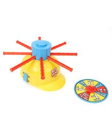 Zing Wet Head With Spinner Game
