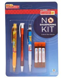 Kokuyo Camlin No Sharpening Mechanical Pencil Kit - Multi Color