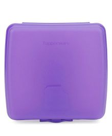 Tupperware Sandwich Keeper - Purple