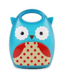 Skip Hop Zoo Take Along Nightlight Otis Owl - Blue
