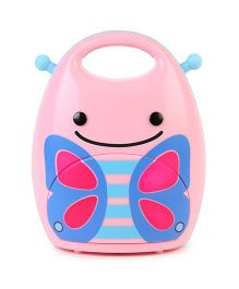 Skip Hop Zoo Take Along Nightlight Blossom Butterfly - Pink