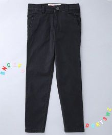 Holy Brats Cool Washed Trousers - Black
