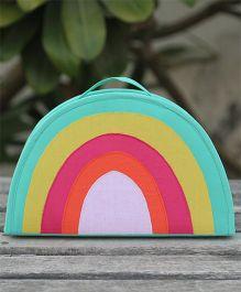 My Gift Booth Vanity Bag Rainbow Design - Multi Color