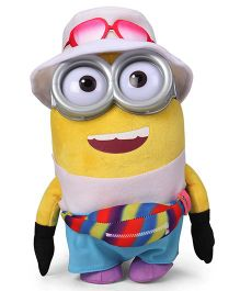 Minions Freedonian Jerry Soft Toy Yellow - 25 cm