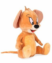 Warner Brother Jerry Soft Toy Brown - 43 cm