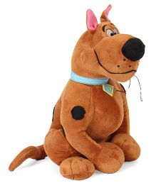 Warner Brother Scooby Doo Plush Soft Toy Brown - 30 cm