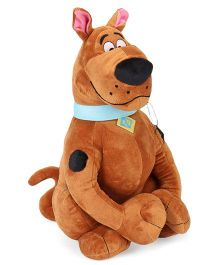 Warner Brother Scooby Doo Plush Soft Toy Brown - 43 cm