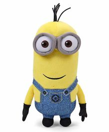 Minions Kevin Plush Toy Blue Yellow - Height 20 cm
