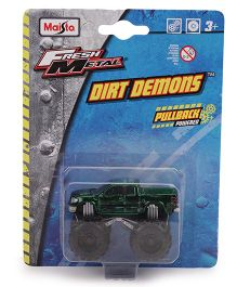 Maisto FM Dirt Demons Toy Car - Green