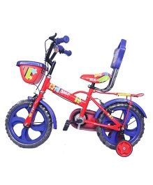 BSA Star Bicycle Red And Blue - 14 Inches