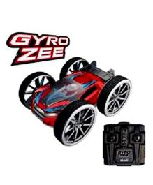 SilverLit Gyro Zee Stand Up Racer Radio Control Car - Red