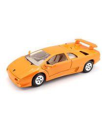 Bburago Diecast Lamborghini Diablo - Orange