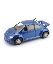 Bburago Diecast VW New Beetle RSI - Blue