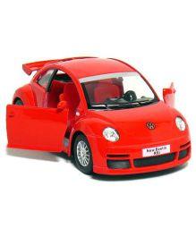 Bburago Diecast VW New Beetle RSI - Red