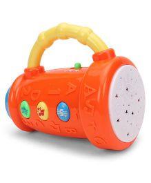 Baby Pat Drum - Orange