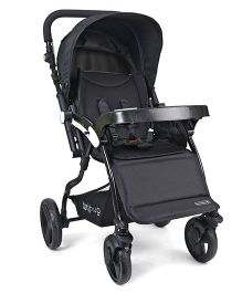 Babyhug Joy Ride Stroller - Black