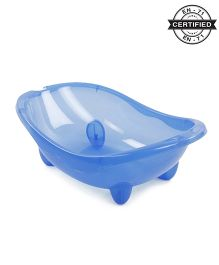 Babyhug Aqua Fun Bath Tub - Blue