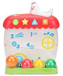 Winfun Count N Play Fun Barn - Multicolor