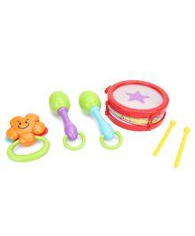 Winfun My 1st Little Drum Set - Multicolor