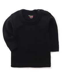 Bodycare Full Sleeves Thermal Inner Wear Top - Black