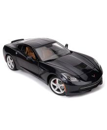 Maisto Die Cast Model 2014 Corvette Stingray Car - Black